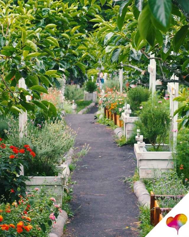 Dekoideen für die Gartenparty