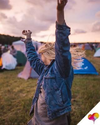 Festival Packliste für Frauen