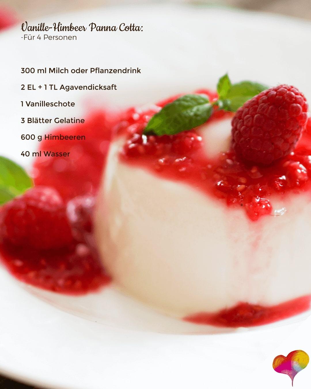 Dessert ohne milch