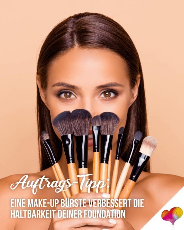 Make Up Auftragen Benutzt Du Die Richtige Methode Lovethislookde