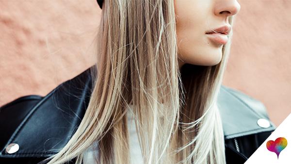 blondierte haare pflegen