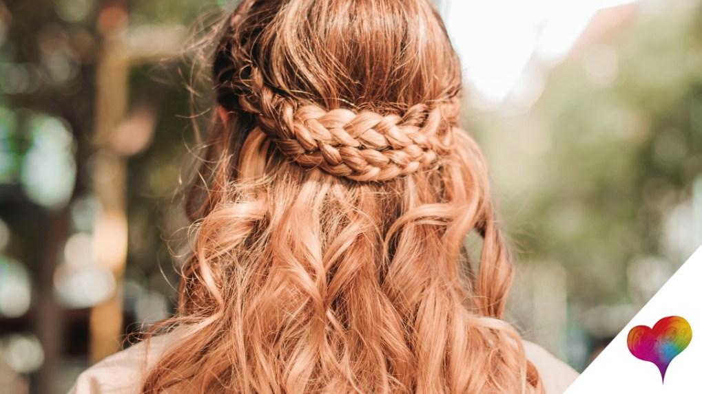 Natürliche Haarfarbe