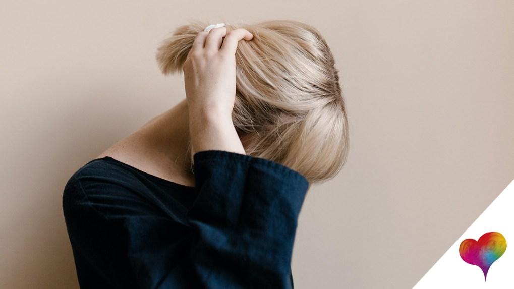 Haare brechen ab