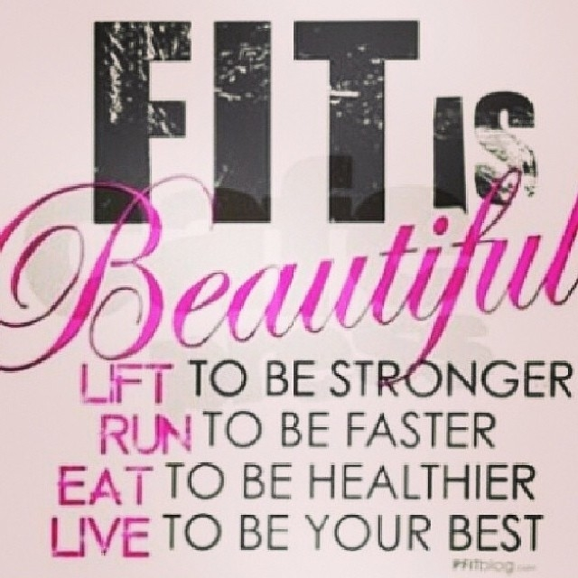Fit Is Beautiful Pictures Photos And Images For Facebook Tumblr Pinterest And Twitter