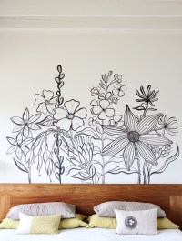 Flower Mural Pictures, Photos, and Images for Facebook ...