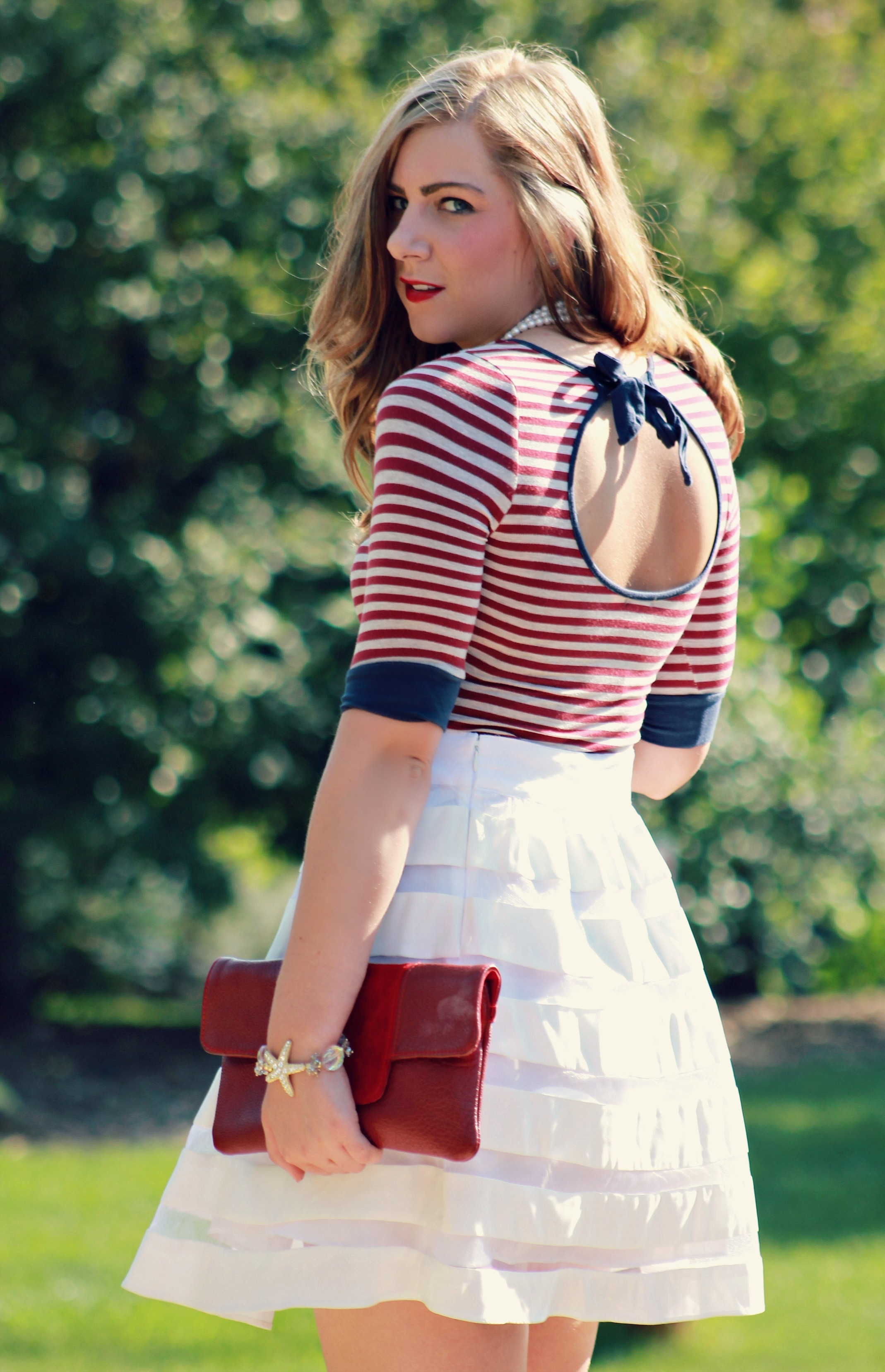 4th Of July Skirt Amp Top Pictures Photos And Images For
