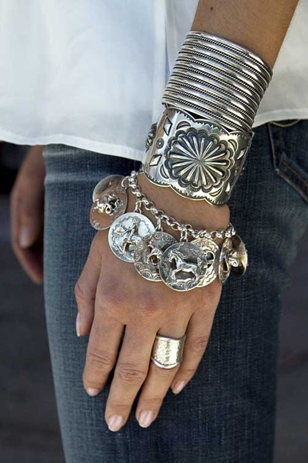 Silver Arm Bands  Bracelets Pictures Photos and Images