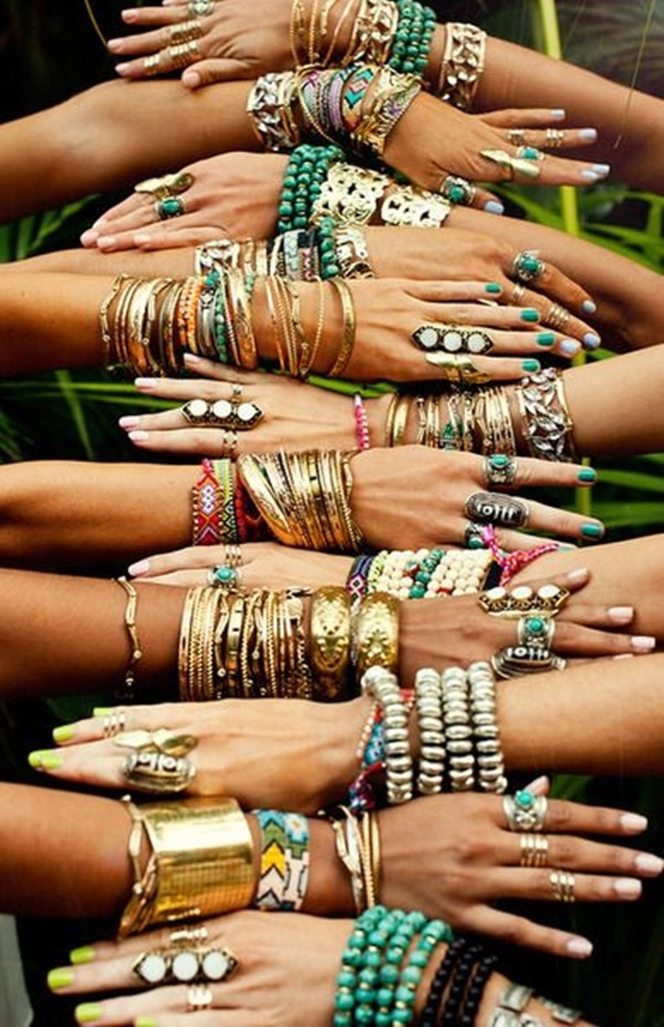 Hands Adorned With Bangles Amp Rings Pictures Photos And
