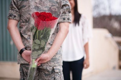 Roses From A Soldier Pictures Photos And Images For