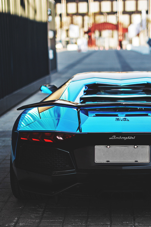 Blue Chrome LP7604 Aventador Lamborghini Pictures Photos and Images for Facebook Tumblr