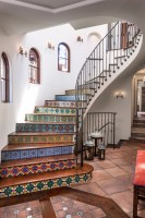 Spanish Style Staircase Pictures, Photos, and Images for ...