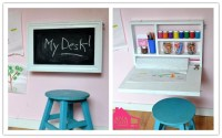 DIY Flip Down Desk Pictures, Photos, and Images for ...