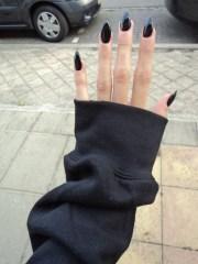 black claw nails