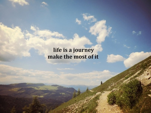 Life Is A Journey Pictures Photos and Images for