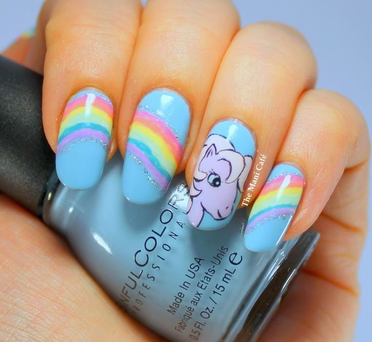 My Little Pony Nails Pictures Photos And Images For