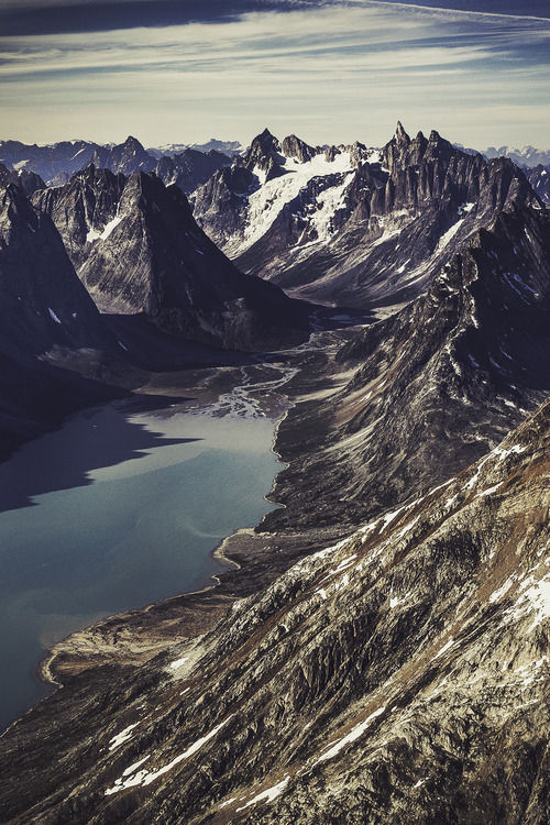 Greenland Mountains Pictures Photos And Images For