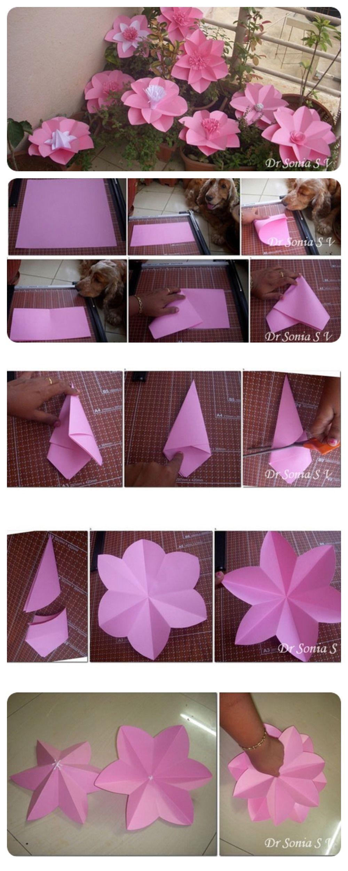 paper flower business