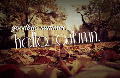 Fall Vibes Wallpaper Goodbye Summer Hello Autumn Pictures Photos And Images
