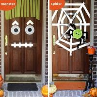 Halloween Front Door Decorations Pictures, Photos, and ...