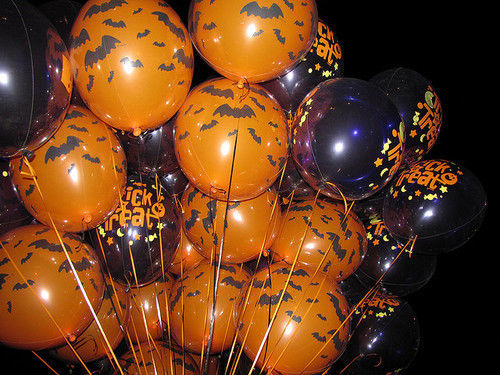 Halloween Balloons Pictures Photos And Images For