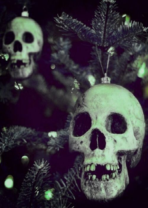 Skull Ornaments Pictures Photos and Images for Facebook