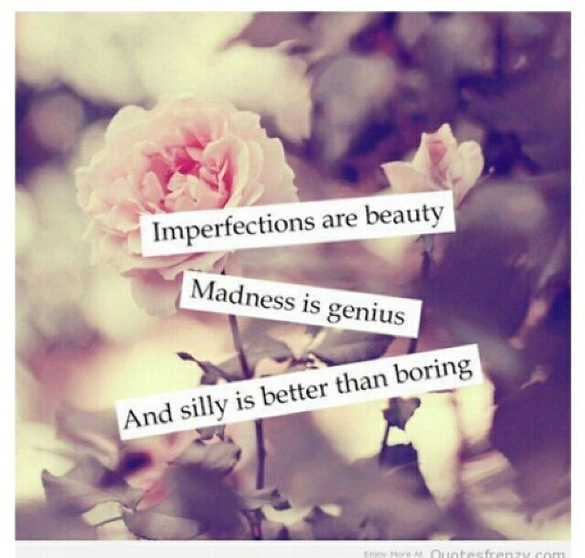 Cute Silly Wallpaper Imperfections Are Beauty Pictures Photos And Images For