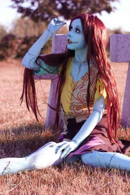 sally halloween costume pictures