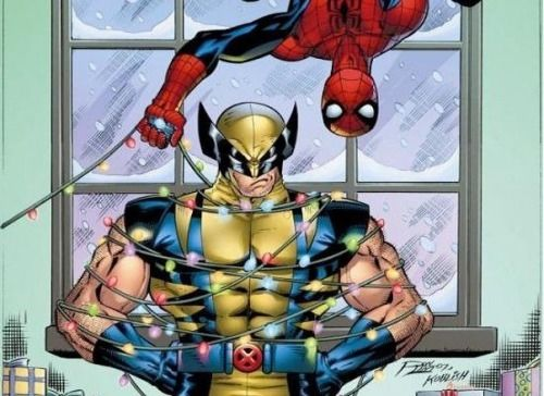 A Marvel Christmas Pictures Photos And Images For