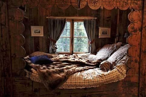 Fall Bohemian Fashion Wallpaper Cozy Cabin Bed Pictures Photos And Images For Facebook