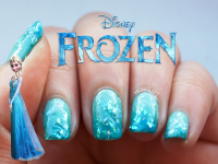 Frozen Nail Manicure Pictures, Photos, and Images for ...