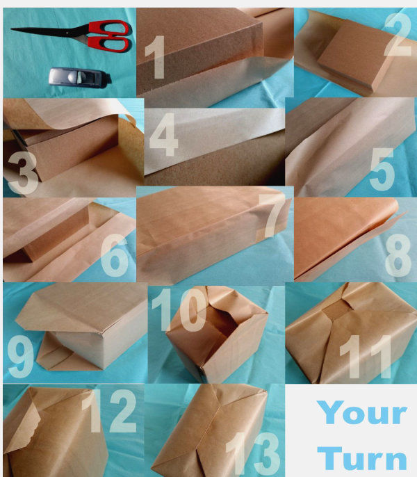 diy gift wrapping pictures