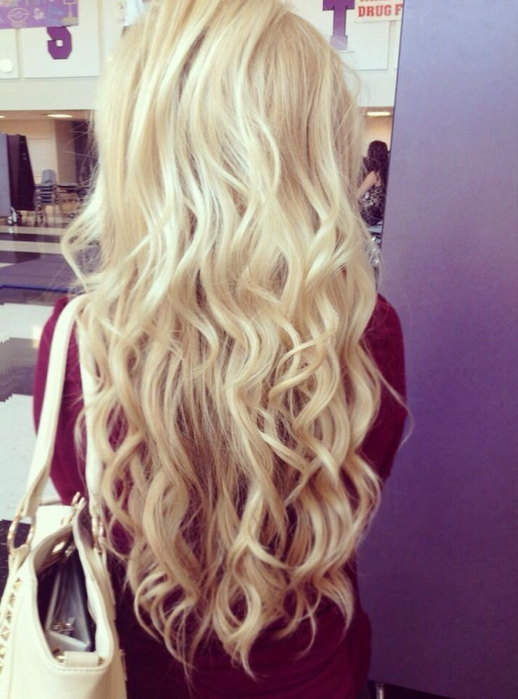 Pretty Blond Curls Pictures Photos And Images For