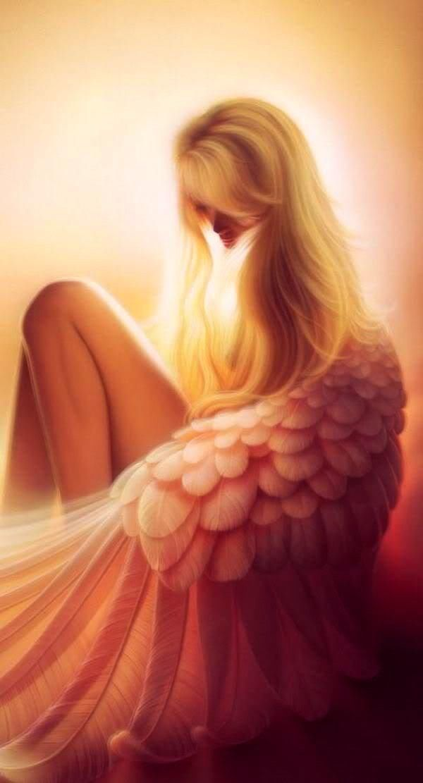 Image result for angel girl tumblr