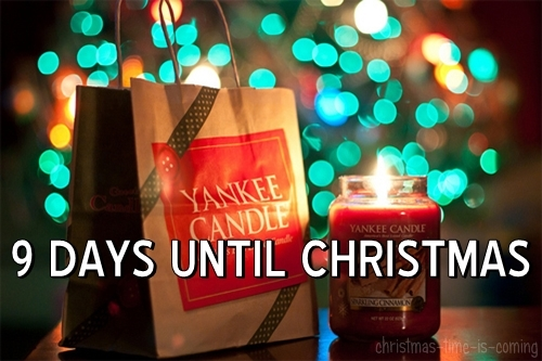 9 Days Until Christmas Pictures Photos And Images For