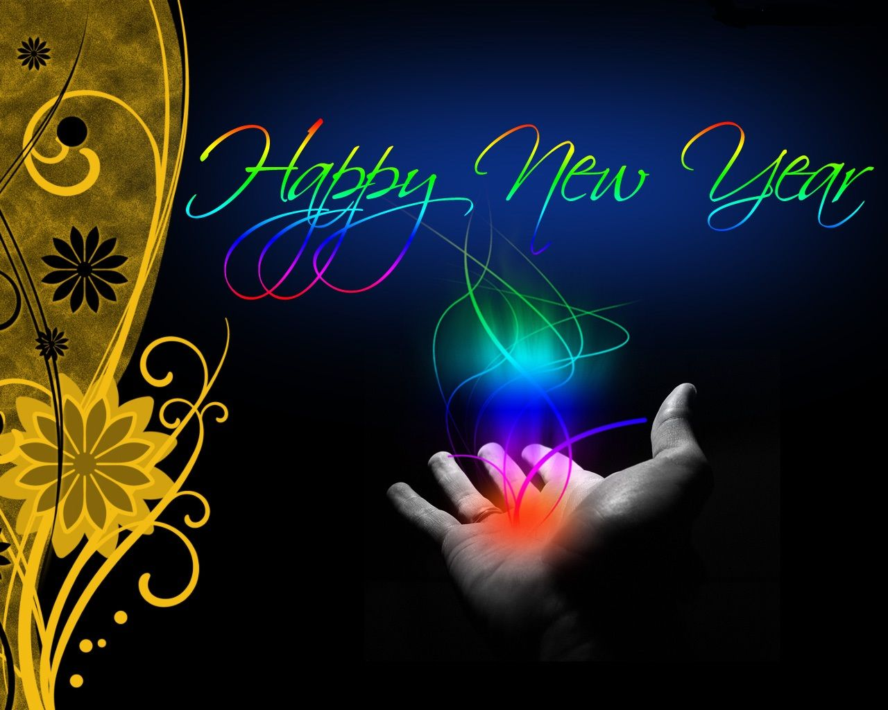 Colorful Happy New Year Pictures Photos And Images For