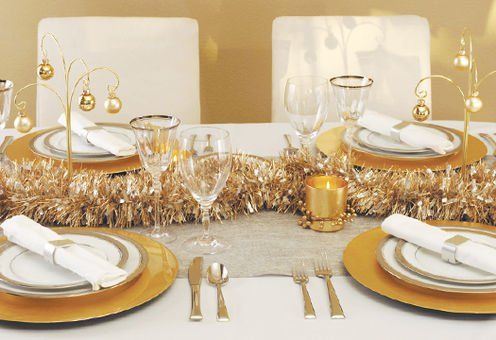 New Years Eve Dinner Table Pictures Photos And Images