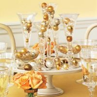 Beautiful New Years Eve Centerpiece Pictures, Photos, and