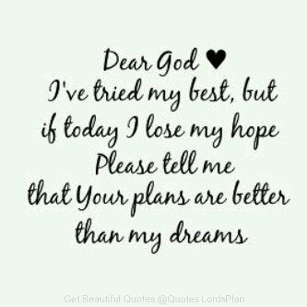 Dear God Pictures, Photos, and Images for Facebook, Tumblr