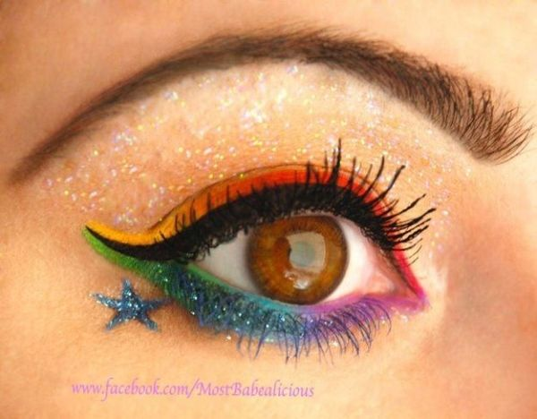 Rainbow Glitter Pictures Photos and Images for Facebook