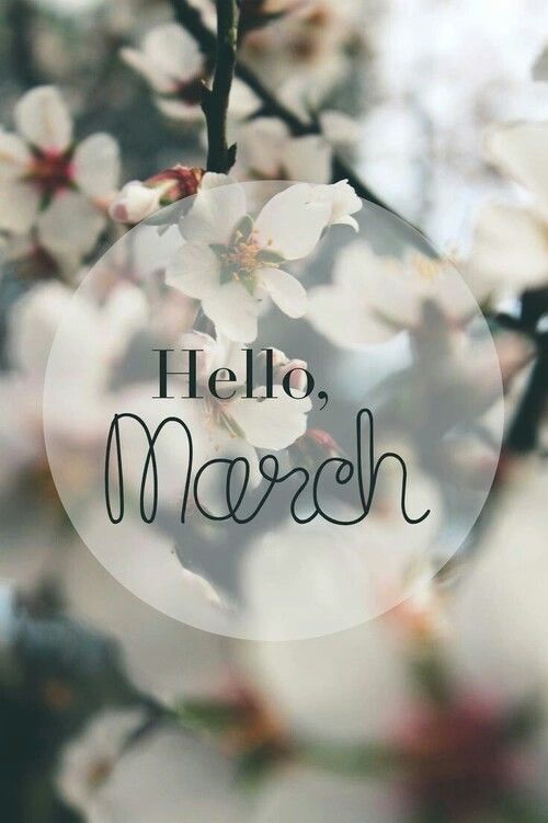 Dance With God Quotes Laptop Wallpaper Hello March Pictures Photos And Images For Facebook
