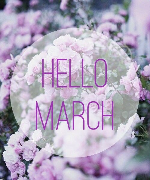 God Quotes Wallpaper Hd Hello March Pictures Photos And Images For Facebook