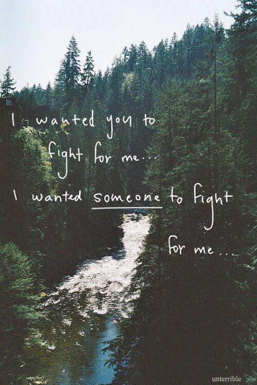 Cute Iphone Wallpaper Ideas I Wanted You To Fight For Me Pictures Photos And Images