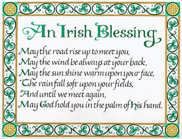 An Irish Blessing Pictures Photos and Images for Facebook Tumblr Pinterest and Twitter
