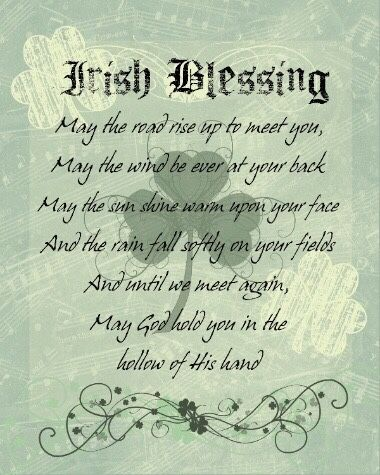 Irish Blessing Pictures Photos and Images for Facebook Tumblr Pinterest and Twitter