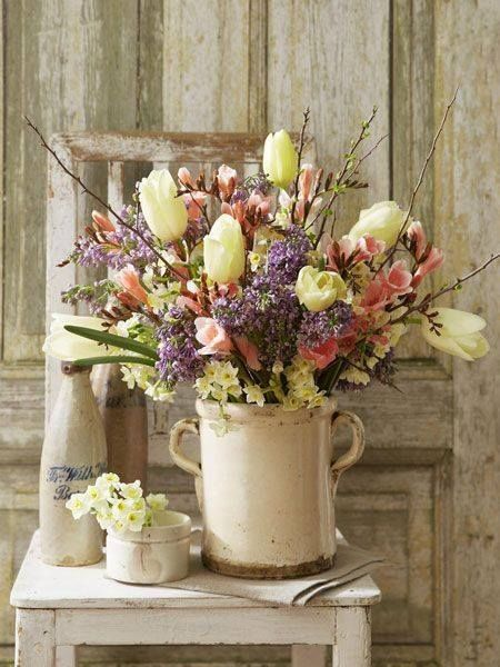 Country Spring Bouquet Pictures Photos and Images for