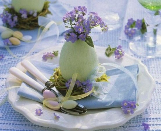 Easter Table Decorations Pictures Photos and Images for Facebook Tumblr Pinterest and Twitter