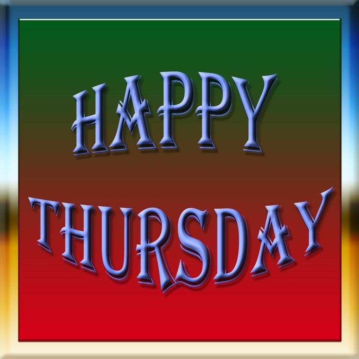 Happy Thursday Quotes Cute