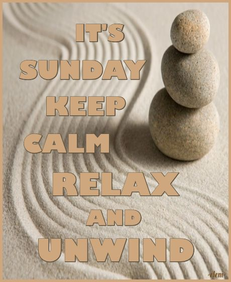 Keep Calm Its Sunday Pictures Photos and Images for