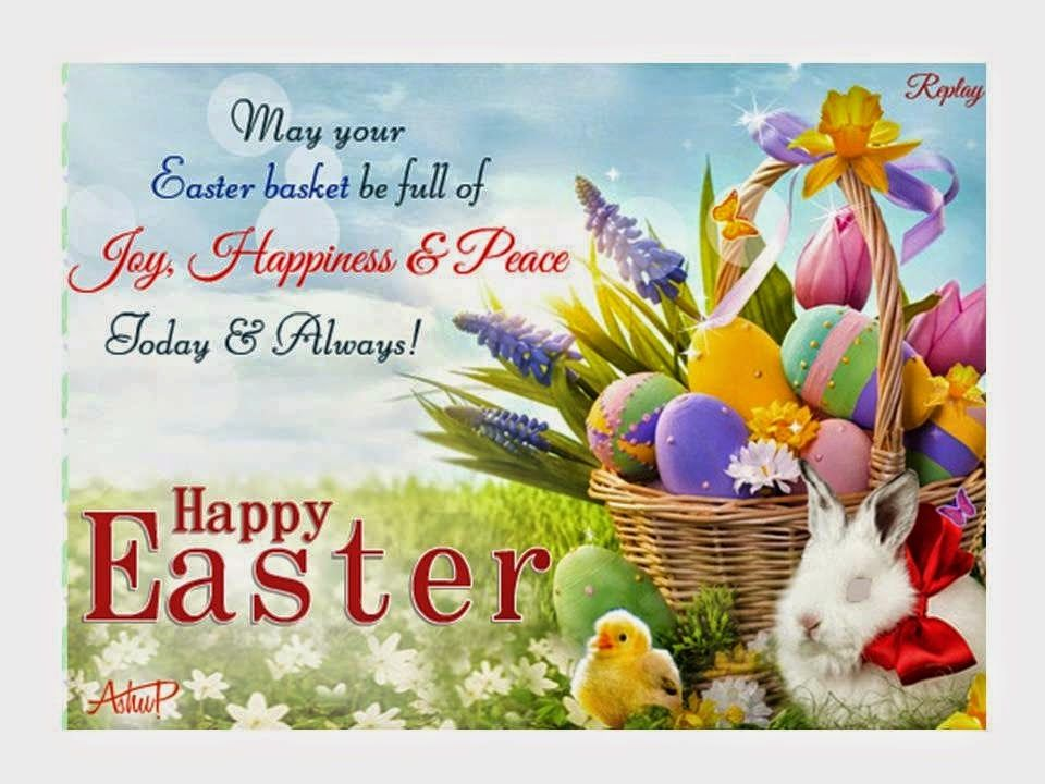 May Your Easter Basket Be Full Pictures Photos And