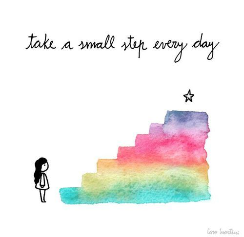 small step everyday